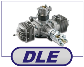 DLE-60 Twin