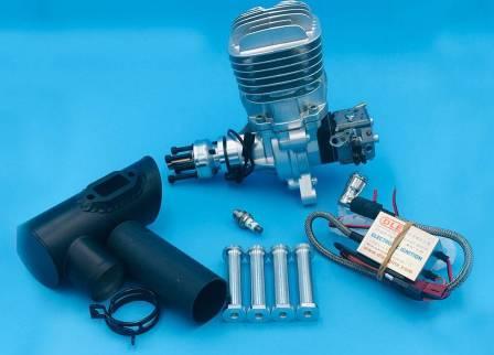 "Edge 540 92"" 50-60cc Engine Deals"