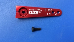 "Kuza Servo Arm v2 1.5""(Futaba)"
