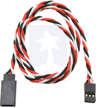 "20AWG Servo Extension Lead 36"" (915mm)"