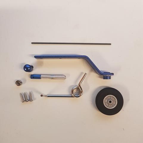 Miracle Aluminium Tailwheel Asm 50cc