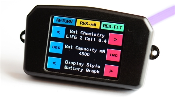 Advanced Radio Smart Switch & T Switch (Telemetry Switch)