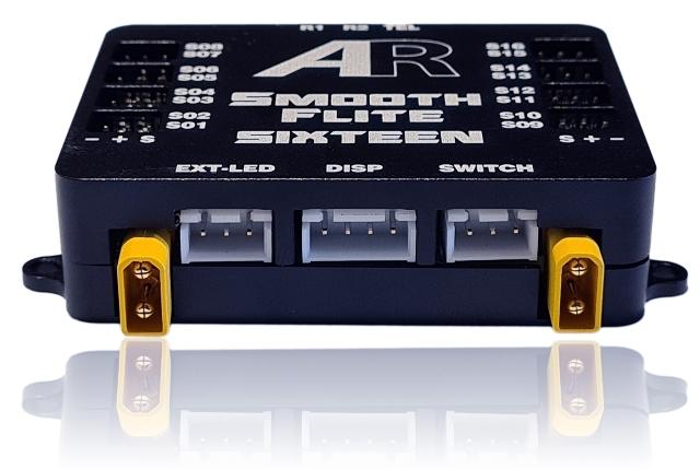 Advanced Radio Smooth Flite 16