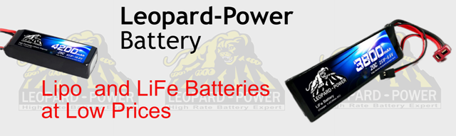 Leopard Batteries