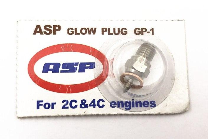 ASP Glow Plug GP1